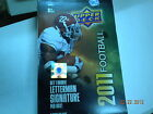 2011 UPPER DECK FOOTBALL HOBBY FACTORY SEALED BOX !! 11