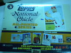 2010 TOPPS NATIONAL CHICLE BASEBALL FACTORY SEALED BOX !! 12