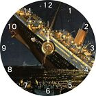 BRAND NEW Sinking of the RMS Titanic CD Clock