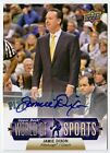 Jamie Dixon 2011 Upper Deck World of Sports Pittsburgh Coach AUTOGRAPH #326