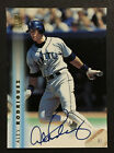 1999 Topps Alex Rodriguez Signed card a4 Yankees Mariners mint auto