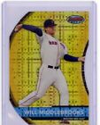 Will Middlebrooks 2012 Bowman's Best XFRACTOR Die Cut Rookie Card SP 25 RED SOX