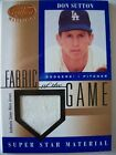 Don Sutton Baseball Cards and Autographed Memorabilia Guide 17