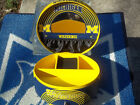 6 Rare University of Michigan Mirrored Jewelry box