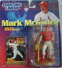Starting Lineup MARK MCGWIRE Cardinals ~Home Run Record Breaker *62*~