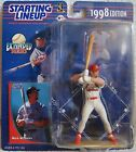 Starting Lineup MLB MARK MCGWIRE Cardinals ~1998 Extended Series~ SLU