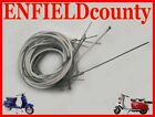 NEW LAMBRETTA SCOOTER COMPLETE CABLE KIT SOLUTION GRAB A DEAL  ECspares