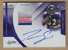 11 2011 Absolute Memorabilia Laundry Tag Torrey Smith JSY Patch Auto RC #'d 1 1