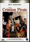The Crimson Pirate 1952 New Sealed DVD Burt Lancaster
