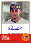 2012 Topps Heritage Minor League Baseball Cards 16