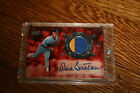 2005 UD HOF Cooperstown Calling Don Sutton Jersey Patch Auto 5 5