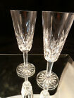 Waterford Crystal Lismore CHAMPAGNE Glass's  SET OF 2   CHAMPAGNE NEW