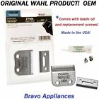 WAHL  1045 100 REPLACEMENT BLADE SET PRO 2 HOLE PRECISION CLIPPER BLADE NEW
