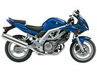 3 STAGE SUZUKI TOUCH UP PAINT SV650S DRZ400 GSXR600 GSX1300R CANDY GRAND BLUE .