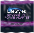 Lifestyles Snugger Fit Small Bulk Condoms - Choose Quantity