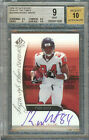 RODDY WHITE 2005 SP AUTHENTIC SIGN OF THE TIMES #SOT-RW BGS 9 AU 10