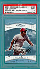 2001 Donruss Classics Joe Morgan Auto Issue - #166 PSA 9! Reds! POP 1!