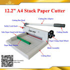 Brand New Heavy Duty All Steel 122In A4 Stack Paper Cutter Guillotine Trimmer