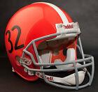 CLEVELAND BROWNS 2006-2007 Riddell AUTHENTIC Throwback Football Helmet NFL