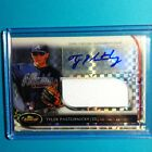 2012 Topps Finest Baseball Rookie Autographs Visual Guide 38