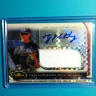 2012 Topps Finest Baseball Rookie Autographs Visual Guide 24