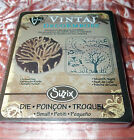 Vintaj Deco Emboss Embossing Folders for Jewelry and Scrapbooking