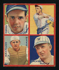 Top 10 Bill Terry Baseball Cards 23