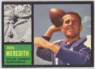 1962 Topps Football Cards 8