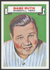 1967 Topps Who Am I? Trading Cards 5