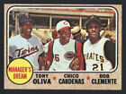 Roberto Clemente Back with Topps 2