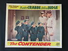 Loby Card BUSTER CRABBE IN