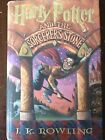 Harry Potter The Sorcerers Stone Rare First Edition Second Printing