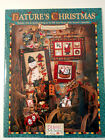 New Debbie Mumm Book Natures Christmas Holiday Gifts Quilting Projects Snowman