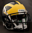 1997 NATIONAL CHAMPIONS MICHIGAN WOLVERINES Authentic GAMEDAY Football Helmet