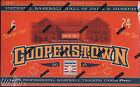 2013 PANINI COOPERSTOWN BASEBALL FACTORY SEALED HOBBY BOX