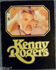 Vintage KENNY ROGERS 28 Page  PHOTO Tour Book 1984