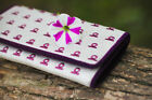 Silver Feng Shui Women Wallet activating Money Luck and attracting Abundance