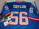 Lawrence Taylor signed New York Giants jersey - PSA DNA Authentic -Hall of Famer