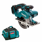 MAKITA 18V LXT BCS550 BCS550Z BCS550RFE CIRCULAR SAW AND BAG
