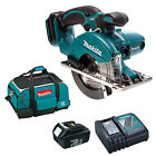 MAKITA 18V BCS550 CIRCULAR SAW BL1830 BATTERY DC18RC CHARGER & BAG