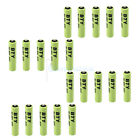 Lot20 BTY NI-MH 800mAh AAA NO.7 1.2V Rechargeable High Energy Density Batteries