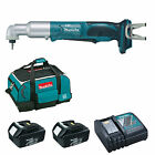 MAKITA BTL061 ANGLE IMPACT DRIVER 2 BL1830 BATTERIES DC18RC CHARGER BAG