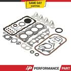 Full Gasket Set 89 95 Geo Tracker Suzuki Sidekick 16L SOHC G16K G16KC