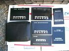 1998 CADILLAC CATERA OWNER'S MANUAL BOOK OEM 04 SET