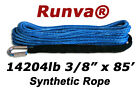 Winch Synthetic Rope 3/8
