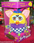 Jester Furby 1999 Special Target Limited Edition Hasbro Tiger Electronics NIB