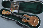 NEW Martin Ukulele 3K Uke Soprano Solid Koa Made in USA