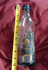 Trenton NJ Bottle label Trenton Chemical Co  Bluing Laundry Bottle Reed Glass