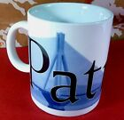 DISCONTINUED!! STARBUCKS MUG *PATRA* GREECE COLLECTORS SERIES 16 OZ,RARE,NEW