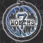 7 Months - 7 Months (CD, Sep-2001, Active Mind Productions, USA)
